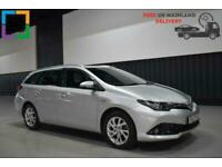 2017 Toyota Auris 1.8 VVTI BUSINESS EDITION TOURING SPORTS TSS 5d 99 BHP - 1 Own