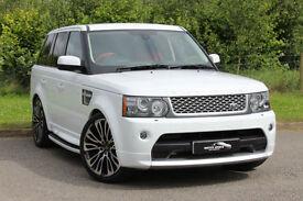 Land Rover Range Rover Sport 3.0TD V6 auto 2011MY Autobiography Sport