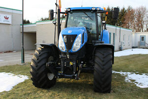 2013 New Holland T7-270