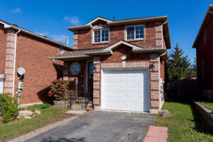 DETACHED 3 BDRMS HOME FOR LEASE AT SOUTH WEST BARRIE