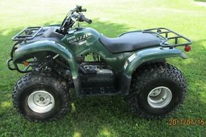 2005 YAMAHA GRIZZLY 125
