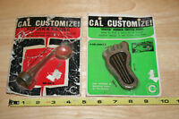 "Original 1960's Cal Custom ""Surfer"" Style  Foot Dimmer Switch +"