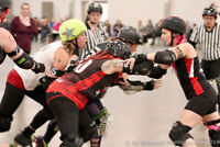 Roller Derby Double Header - FREE ADMISSION - Licensed Event