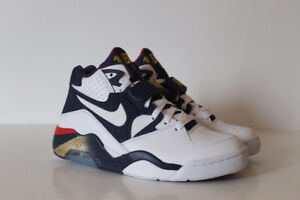 """Nike Air Force 180 Mid """"Olympic"""" (2016) Men's Size 7"""