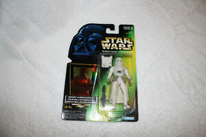 Star Wars : Power of the Force Action Figures Green (8) Kitchener / Waterloo Kitchener Area image 5