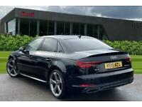 2019 Audi A4 Black Edition 35 TFSI 150 PS 6-speed Saloon Petrol Manual
