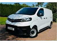 2017 Toyota Proace Proace L1 Base Panel Van 1.6 Manual Diesel air conditoning Pa
