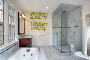 Luxurious Glass Shower Door with Hardware - New! London Ontario image 5