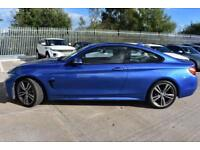 2014 14 BMW 4 SERIES 2.0 420D M SPORT 2D AUTO-VENETIAN BEIGE DAKOTA LEATHER-19