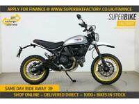 2018 68 DUCATI SCRAMBLER DESERT SLED PART EX YOUR BIKE