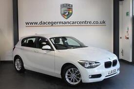 2012 61 BMW 1 SERIES 2.0 120D SE 5DR AUTO 181 BHP DIESEL