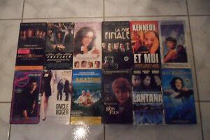 FILMS DIVERS VHS VERSION FRANCAISE (7Y)