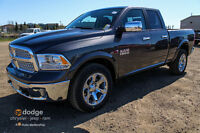 2015 RAM 1500 ECO DEISEL QUAD & GREAT ON FUEL!15R14514X Edmonton Edmonton Area Preview