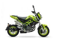 BENELLI TNT 125 BRAND NEW FOR 2021
