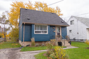 Fully Renovated 3-Bedroom Detached Home in East Hamilton