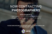 Seeking Photographers - Real Estate Marketing