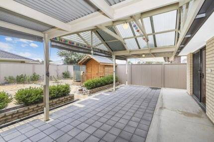 Gardener incl. NEAR NEW, SOLAR POWER, Furnished OR bring your own Mansfield Park Port Adelaide Area Preview