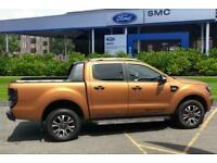 2019 Ford Ranger Pick Up Double Cab Wildtrak 3.2 EcoBlue 200 Auto Pick Up Diesel