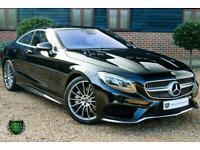 2017 Mercedes-Benz S Class S500 4.7 V8 AMG LINE PREMIUM Auto Coupe Petrol Automa