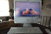 "20"" iMac, C2D 2.1, 2gb, 250gb HD, Office, iLife,Keyboard&Mouse"