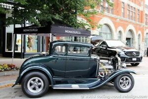 Sell or Trade Beautiful 1931 Ford Model A 5 Window Coupe