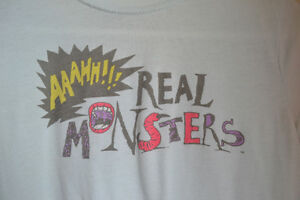 Aaahh!!! Real Monsters Nickelodeon T-shirt