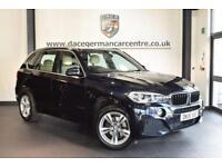 2015 15 BMW X5 3.0 XDRIVE30D M SPORT 5DR AUTO 255 BHP DIESEL