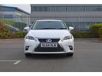 2014 LEXUS CT Lexus CT 200h 1.8 Luxury 5dr CVT Auto [Premium Navigation]