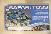FOR SALE SAFARI TOSS.32X32 NOT USE, FOR BEACH OR HOME.