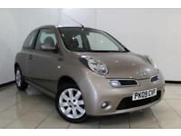 2009 09 NISSAN MICRA 1.2 25 3DR AUTOMATIC 80 BHP
