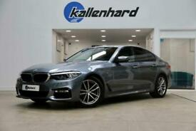 image for 2017 BMW 5 Series 2.0 520d M Sport Auto xDrive (s/s) 4dr Saloon Diesel Automatic