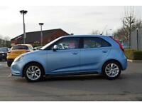 2016 MG MOTOR UK MG3 MG MG3 1.5 VTi TECH 3Form Sport 5dr [Start Stop]