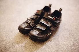 Louis Garneau Terra MTB Cycling Shoes - UK SZ 7.5