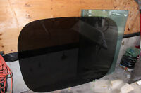 Tinted sheet of glass