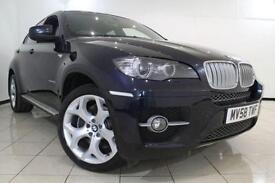 2008 58 BMW X6 3.0 XDRIVE35D 4DR AUTOMATIC 282 BHP DIESEL