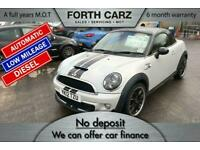 MINI COUPE COOPER SD 2012 Diesel Automatic in Silver