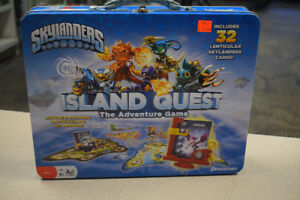 Skylanders Island Quest The Adventure Game - NEW