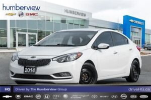 2014 Kia Forte 2.0L EX BACKUP CAM|HEATED SEATS|BLUETOOTH|CLEAN!