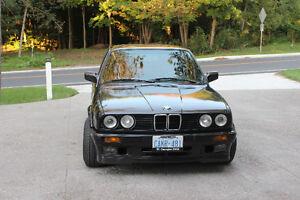 1988 BMW E30 325ix Coupe