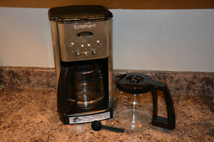 Cuisinart Coffee Maker with Two Carafes