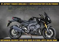 2012 12 YAMAHA FZ8 800CC 0% DEPOSIT FINANCE AVAILABLE