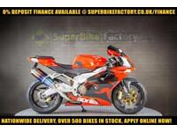 2006 06 APRILIA RSV1000 MILLE 1000CC 0% DEPOSIT FINANCE AVAILABLE