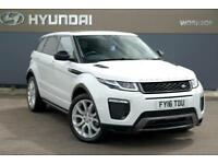 2016 Land Rover Range Rover Evoque 2.0 Td4 HSE Dynamic Diesel white Automatic