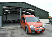 2008 FORD TOURNEO CONNECT LX 1.8 DIESEL TDCI L 5 SEATS FULL SERVICE HISTORY VAN