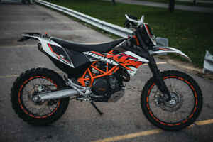 2014 KTM 690 Enduro R ABS [sell or trade +cash]
