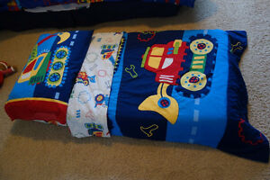 Boys Crib/Toddler Bedding Set