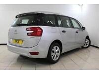 2014 14 CITROEN C4 GRAND PICASSO 1.6 E-HDI AIRDREAM VTR ETG6 5DR AUTOMATIC 91 BH