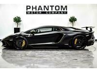 2015 Lamborghini Aventador 6.5 V12 LP 750-4 Superveloce ISR 4WD 2dr Coupe Petrol
