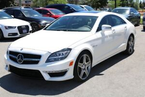2013 Mercedes-Benz CLS63 AMG 4dr Sdn CLS63 AMG