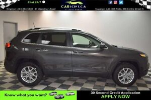 2017 Jeep Cherokee NORTH 4X4 - LOW KMS**REMOTE START**BLUETOOTH